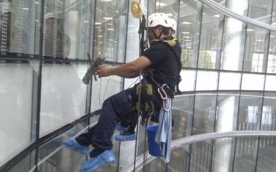 Rope Access Window Cleaning Safety Standards